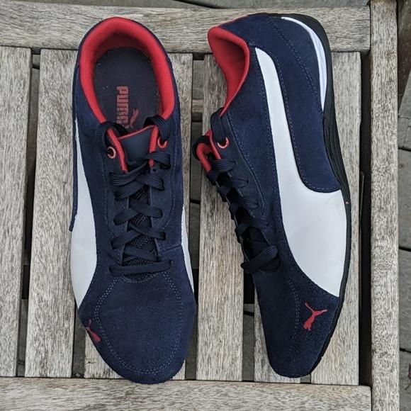 Puma Shoes | Puma Red White And Blue
